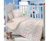 Постельное белье Dream Time Baby Elephants (3 предмета)