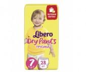 Libero Подгузники-трусики Dry Pants (16-26 кг) 28 шт.