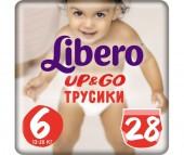 Libero Подгузники-трусики Up&Go Econom (13-20 кг) 28 шт.
