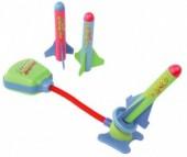 Zing Игрушечная Ракетная установка (slam shotz rocketz)