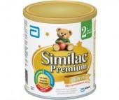 Similac Молочная смесь 2 Premium 6-12 мес. 400 г