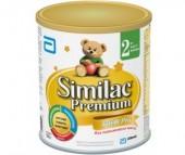 Similac Молочная смесь 2 Premium 6-12 мес. 900 г