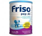 Friso Гидролизная смесь с нуклеотидами Фрисопеп АС 400 г