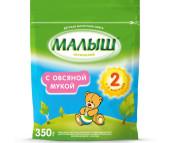 Малыш Молочная смесь с овсяной мукой с 6 мес. 350 г