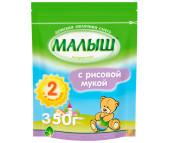 Малыш Молочная смесь с рисовой мукой с 6 мес. 350 г