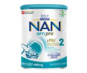 NAN Заменитель Премиум 2 с бифидобактериями с 6 мес. 400 г