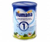 Humana Заменитель Expert 1 с рождения 350 г