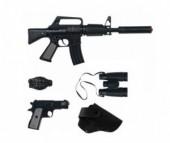 Gonher Набор игрушечного оружия Полиция