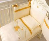 Комплект в кроватку Baby Expert Bijoux(4 предмета)