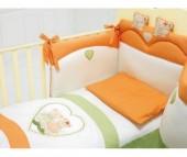 Комплект в кроватку Baby Expert Cuore (4 предмета)