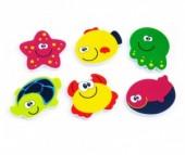Baby Mix Игрушки для купания Sea world
