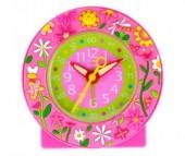 Часы Baby Watch Будильник Pink Garden 600823