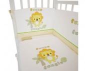 Постельное белье Fairy Джунгли 140х70 (3 предмета)