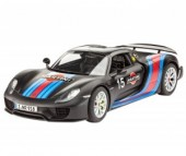 Конструктор Revell Автомобиль Porsche 918 Spyder Weissach Sport Version (120 делатей)
