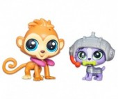 Littlest Pet Shop Чип Чип Чипман и Люк Йоркшир