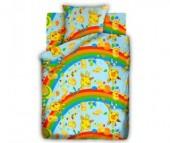 Постельное белье Непоседа Кошки-мышки Веселый счет универсальное (3 предмета)