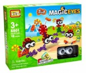Конструктор Loz Magic Eyes 18 деталей