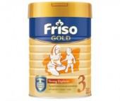 Friso Заменитель Детское молочко New 3 Gold 800 г с 12 мес.