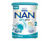 NAN Заменитель Премиум 2 с 6 мес. 800 г