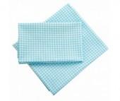 Постельное белье Giovanni Shapito Aqua blue (2 предмета)