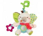 Подвесная игрушка Baby Mix Слоненок Baby