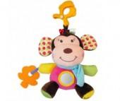 Подвесная игрушка Baby Mix Обезъянка Tina
