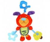 Подвесная игрушка Baby Mix Собачка NEW