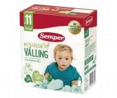 Semper Молочно-зерновая смесь Веллинг Мультизлаковый с 8 мес. 435 г