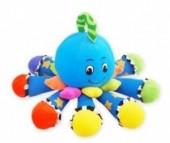 Развивающая игрушка Baby Mix Осьминог музыкальный