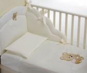 Комплект в кроватку Baby Expert Abbracci Trudi (4 предмета)