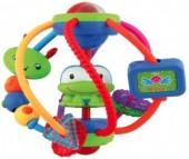 Развивающая игрушка Baby Mix Гусеничка PL318173