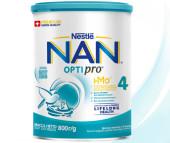 NAN Детское молочко Премиум 4 с 18 мес 800 г