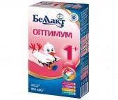 Беллакт Сухая молочная смесь Оптимум 1+ 400 г