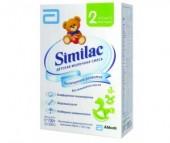 Similac Молочная смесь 2 с 6-12 мес. 700 г