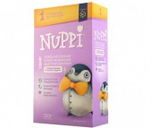 Nuppi Сухая адаптированная молочная смесь от 0 до 6 мес. 350 г