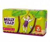 Milly Tilly Дневные подгузники Юниор 5 11-25 кг 54 шт.