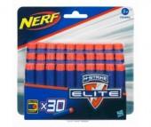 Nerf Hasbro Комплект 30 стрел для бластеров