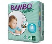 Bambo Nature Подгузники Junior (12-22 кг) 27 шт.