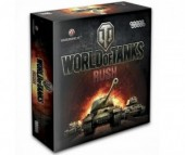 Hobby World Настольная игра World of Tanks: Rush