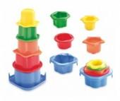 Развивающая игрушка Baby Mix Пирамидка