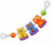 Baby Mix Растяжка на коляску Мишки