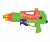 Тилибом Водный пистолет с помпой и трещеткой спереди 41х24 см