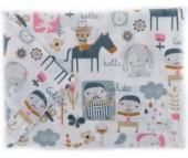Постельное белье Daisy Лошадки (3 предмета) Стандарт