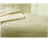 Постельное белье BabyPiu Punto corallo - Комплект для кроватки: 2 простыни + наволочка