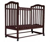 Детская кроватка Лаура 6 без ящика качалка