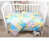 Постельное белье Baby Nice (ОТК) Котята (3 предмета)