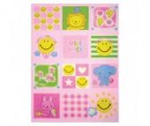 Одеяло Baby Nice (ОТК) байковое Солнышко 100х140 см