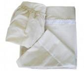 Постельное белье Папитто 147х112 с шитьем (3 предмета)