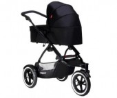 Люлька Phil&Teds Snug Carrycot для колясок Dot и Sport