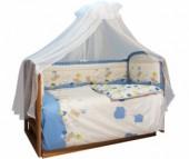Постельное белье Soni Kids В уютных облачках (3 предмета)